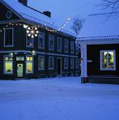 Vinter i Nora, Västmanland
