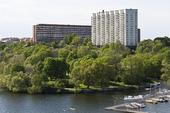 Marieberg på Kungsholmen i Stockholm