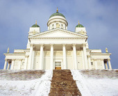Domkyrkan i Helsingfors, Finland