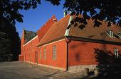 Halmstads slott, Halland