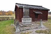 Gustav Vasa minnesmärke, Isala Kungsladan, Dalarna