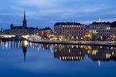 Gamla stan i Stockholm