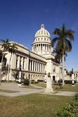 Capitol Builing i Havanna, Cuba