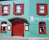 Restaurang, Irland