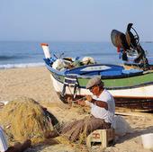 Portugisisk fiskare
