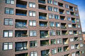 Residential buildings,                           Stockholm Sweden