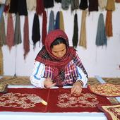 Kvinna i arbete, Tunisien
