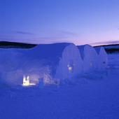 Ice Hotel in Jukkasjärvi, Lapland