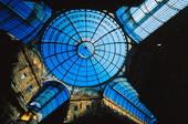 Gallerian i Milano, Italien