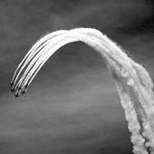 Flyguppvisning