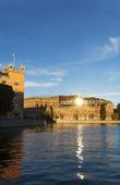 Rosenbad och Riksdagshuset, Stockholm