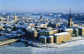 Stockholm, winter