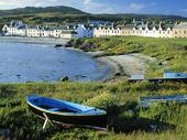 Port Ellen på Islay, Skottland