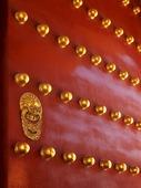Dörr i Det himmelska Templet, Beijing