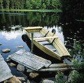 Eka i sjö