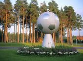 Skulptur i Degerfors, Värmland