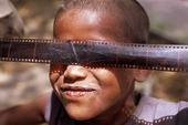Pojke med filmrulle, Indien