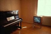 Piano och TV