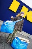 Barn som besökt IKEA