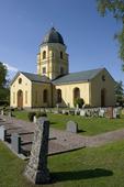 Hållnäs kyrka, Uppland