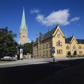 Domkyrkan i Linköping, Östergötland