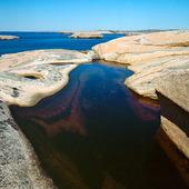 Klippor vid havet, Bohuslän