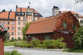 Mäster Pers gränd på Södermalm, Stockholm