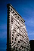 Flat Iron Building i New York, USA