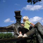 Staty Nils Ferlin i Filipstad, Värmland