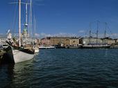Hamnen i Helsingfors, Finland