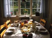 Dukat frukostbord