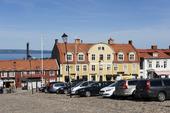 Stora torget i Gränna, Småland