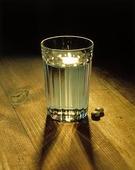 Tabletter vid glas