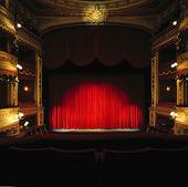 Teater interiör