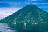 Sjön Atitlan, Guatemala