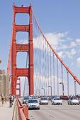 Golden Gate Bridge i San Francisco, USA