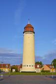 Vattentornet i Nysted, Danmark