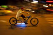 Cykel i stad