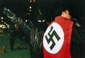 Nazist-demonstration