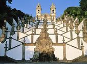 Pilgrimskyrkan Bom Jesus, Portugal