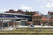 Ludvika järnvägsstation, Dalarna