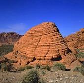 Valley of Fire i Arizona, USA