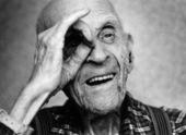 Äldre man