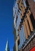 Husfasad i Malmö