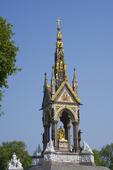 Albert Memorial. London.