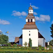 Södra Vi kyrka, Småland