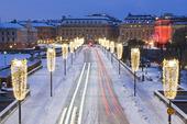 Riksbron i Stockholm