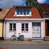 Hus i Ystad, Skåne