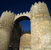 Borg i Avilia, Spanien