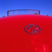 Röd MG